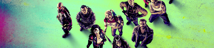 'Suicide Squad' New Posters