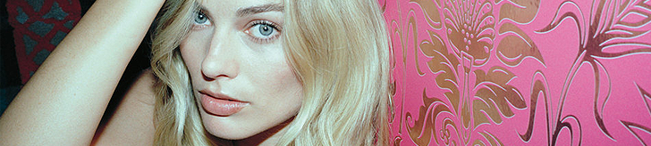Margot Robbie plays a game of M.A.T.C.H. for Oyster #108