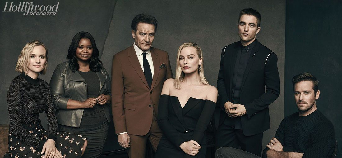 The Hollywood Reporter's First-Ever Live Roundtable